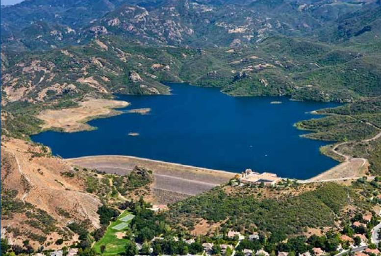 LVMWD Reservoir