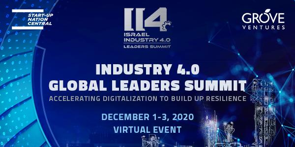 Industry 4.0 Global Leadership Summit